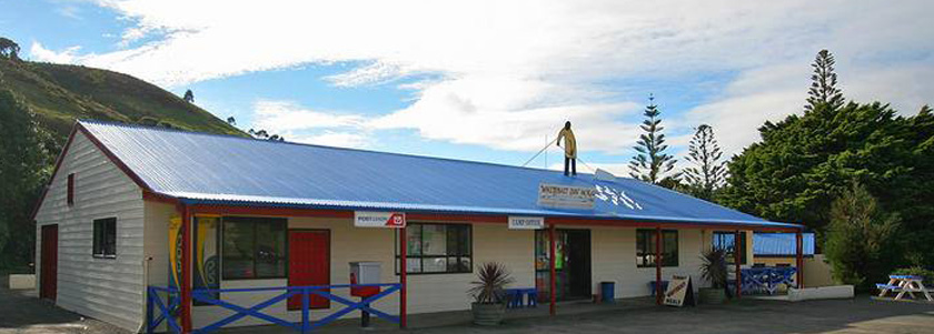 The Whitebait Inn Accommodation And Cafe In Mokau Taranaki